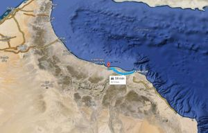 Muscat-Barka route